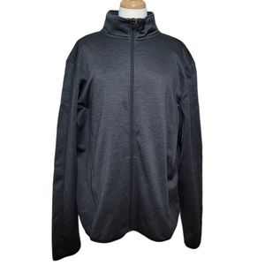 MONDETTA Sweater Zip Up High Neck